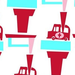 Girly Ambulances