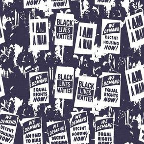 Civil Rights on Purple