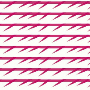Barbed pink stripes by Su_G_©SuSchaefer
