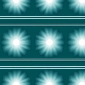 Optical teal 60s
