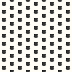 Hipster top hats