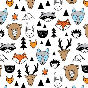 cute forest life