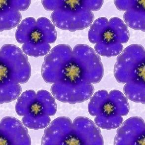 Magical Purple Flower