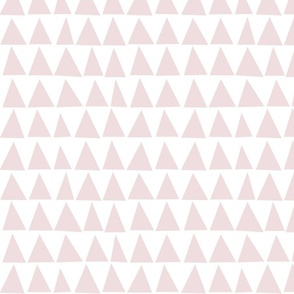 Big White Clouds Blush Pink / Cute Baby Girl Nursery Sky Soft Pink / Wedding Clouds Rose Pink