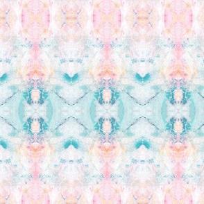 Painter's Palette Pink & Aqua