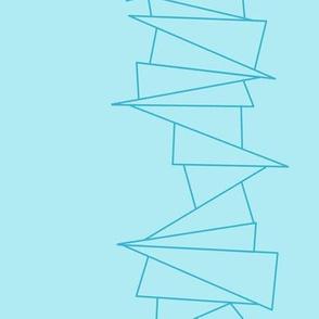 A Triangular Border