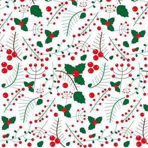 Mistletoe white