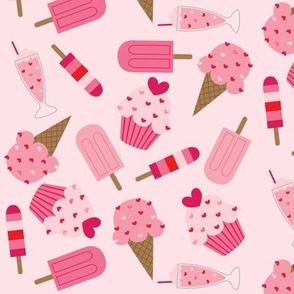 Valentine Sweet Treats-Pink