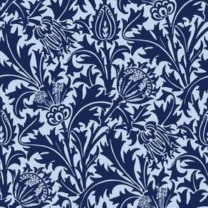 Thistle (Blue)