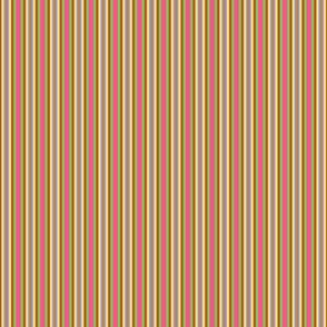 Victorian Stripe in Pink