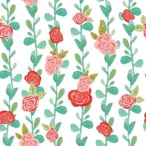 Juliet's balcony rose vine