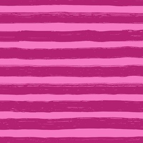 Bristle Stripes - Plum