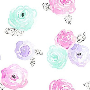 Indy Bloom Design Polka Rose