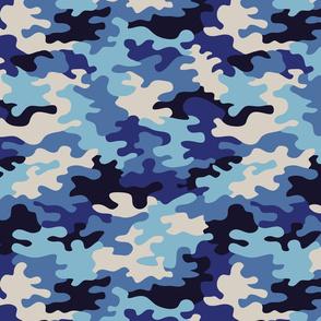 camo (blue)