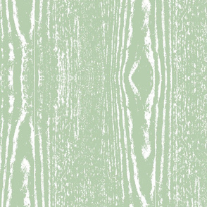 15-07H Wood Grain Vertical Tree Neutral Home Decor || Wedding Knot on Sage Green _ Miss Chiff Designs