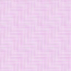 glitchy pink plaid