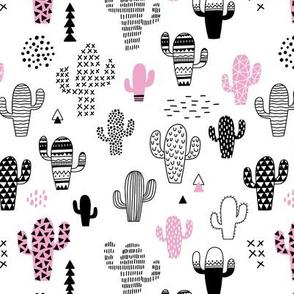 doodle cactus