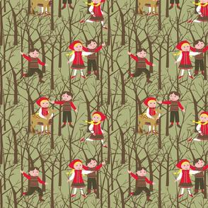 Hansel and Gretel woods