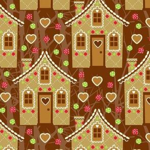 Hansel and Gretel house