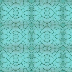 Parched Earth (Pale Green Blue)