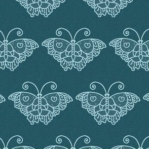 Butterfly1a-DK-TURQUOISE-BLUE