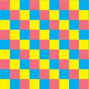 Pansexual Squares