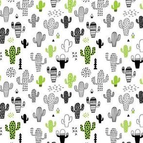 cute cactus doodle