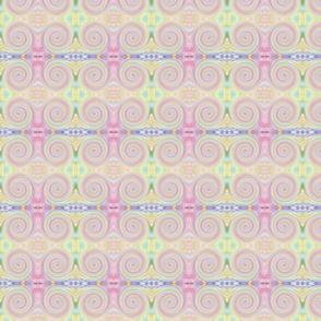 Pastel spiral