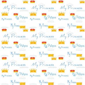 prince n princess glyph