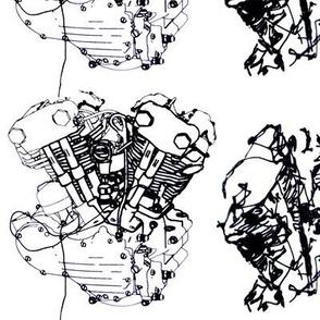 E is Engine