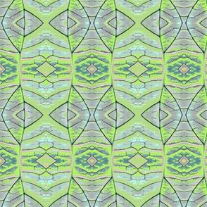 Leaf Veins - Green