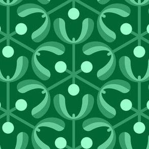 06000070 : mistletoe 3m : 00FF80