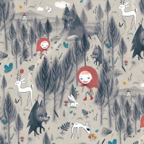 little red riding hood*