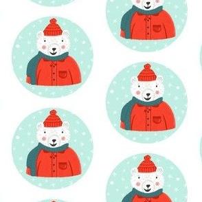 Stay Warm Polar Bear