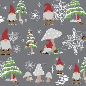 Winter Gnomes (Full Size)
