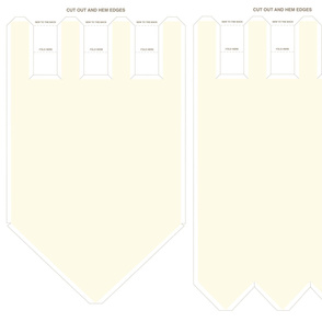 Design Your Own March Banners