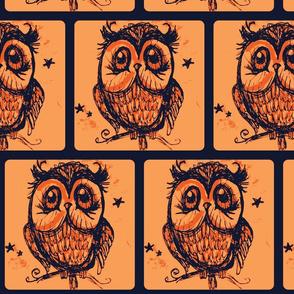 Big eyed Owl-ch