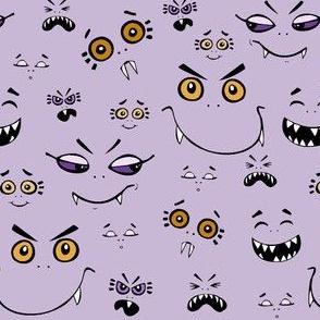 Monster Baybeez Purple