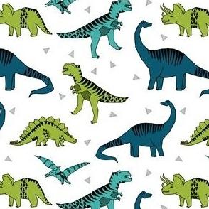 dinosaurs // green blue dino fabric andrea lauren baby design dinosaurs andrea lauren fabric nursery baby design