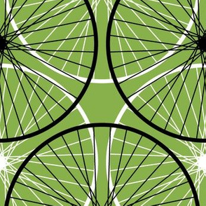 06014406 : wheels : seasonal green