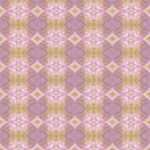 Earth Plaid (Purple & Gold)