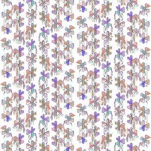Acid Blossoms Half Drop