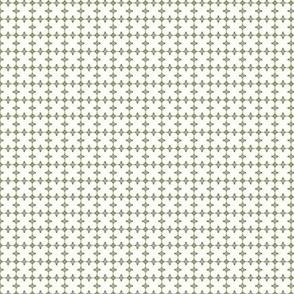White Clover by Friztin