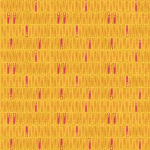 Test Tubes: Orange