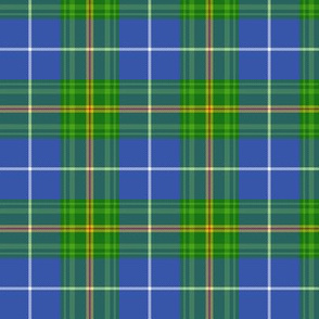 Nova Scotia official tartan, 3""
