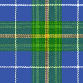 Nova Scotia official tartan, 6""