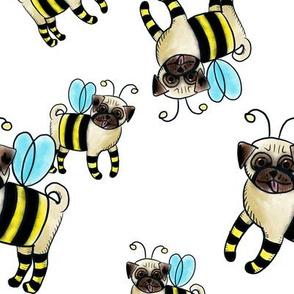 bumblebee pug
