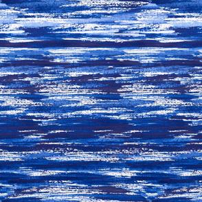 Blue Ocean Swooshes