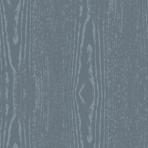 15-07A Wood Grain Slate Blue Rustic Wedding wood knot_Miss Chiff Designs