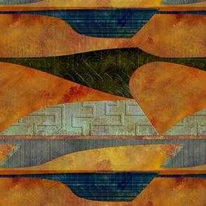 Four-level landscape